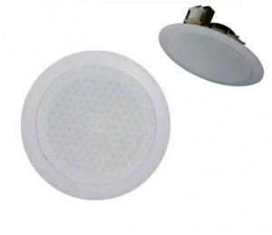 Haut-parleur encastrable léger et compact 6 Watts - Devis sur Techni-Contact.com - 1