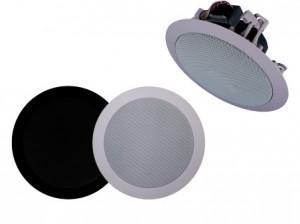 Haut-parleur plafond sonorisation lieux publics - Devis sur Techni-Contact.com - 1