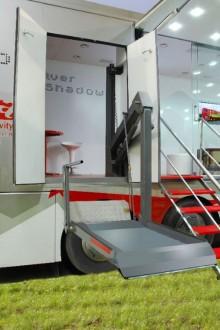 Hayon accès handicapé pour camion - Devis sur Techni-Contact.com - 2