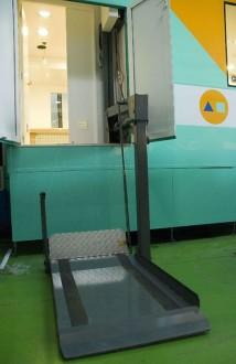 Hayon accès handicapé pour camion - Devis sur Techni-Contact.com - 3