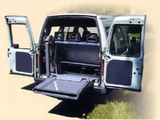 Hayon élévateur pour véhicule - Devis sur Techni-Contact.com - 3