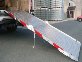 Hayon elevateur rangement pliable pour camionette - Devis sur Techni-Contact.com - 1