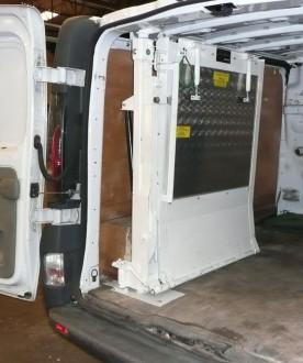 Hayon elevateur rangement pliable pour camionette - Devis sur Techni-Contact.com - 2