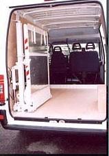 Hayon elevateur rangement pliable pour camionette - Devis sur Techni-Contact.com - 3