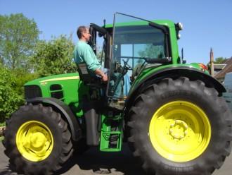 Hayon pour tracteur - Devis sur Techni-Contact.com - 2
