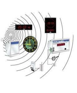 Horloge sans fils - Devis sur Techni-Contact.com - 1