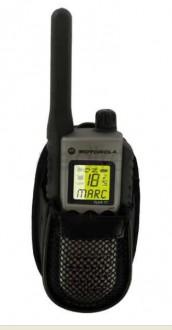 Housse en nylon pour talkie-walkie - Devis sur Techni-Contact.com - 2