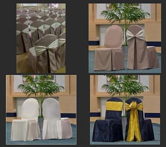 Housse pour chaise en tissu classique - Devis sur Techni-Contact.com - 1