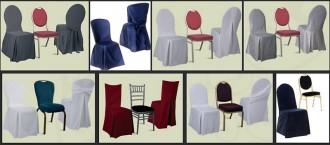 Housse pour chaise en tissu classique - Devis sur Techni-Contact.com - 3