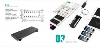 Hub USB multi port - Devis sur Techni-Contact.com - 4