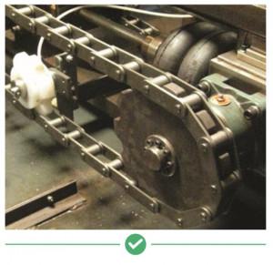 Huile lubrifiante pour chaîne à haute température - Devis sur Techni-Contact.com - 1