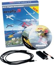 IKARUS AEROFLY 5 AVEC INTERFACE USB - Devis sur Techni-Contact.com - 1