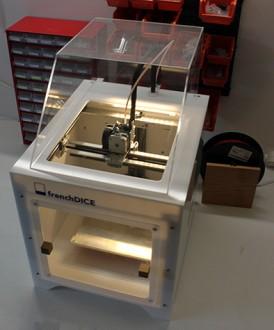 Imprimante 3D professionnelle - Devis sur Techni-Contact.com - 1