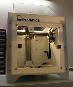 Imprimante 3D professionnelle - Devis sur Techni-Contact.com - 2