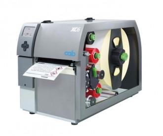 Imprimante d'étiquettes transfert thermique deux couleur - Devis sur Techni-Contact.com - 1