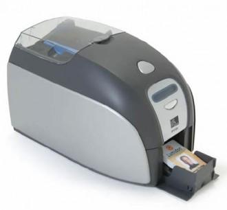 Imprimante thermique à badge simple face - Devis sur Techni-Contact.com - 1
