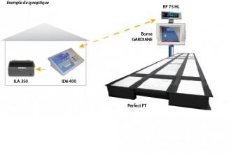 Indicateur de pesage pont bascule - Devis sur Techni-Contact.com - 1