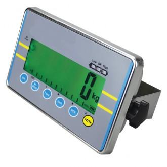 Indicateur de pesée industriel - Devis sur Techni-Contact.com - 2