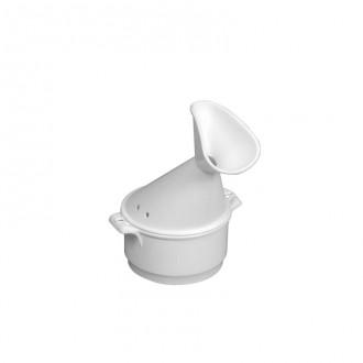Inhalateur blanc 0,6 L - Devis sur Techni-Contact.com - 1
