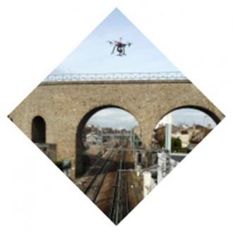 Inspection d'ouvrage d'art par drone - Devis sur Techni-Contact.com - 2