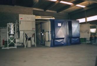 Installation fixe de projection thermique - Devis sur Techni-Contact.com - 1