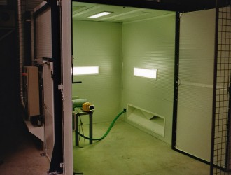 Installation fixe de projection thermique - Devis sur Techni-Contact.com - 4