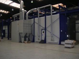 Installation fixe de projection thermique - Devis sur Techni-Contact.com - 5