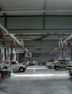 Installations d'aspiration de gaz d'échappement - Devis sur Techni-Contact.com - 1