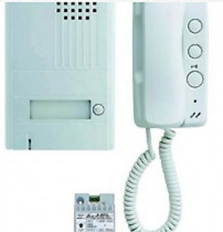 Interphone portail sur 2 fils - Devis sur Techni-Contact.com - 1
