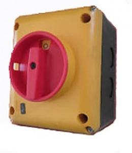 Interrupteur sectionneur avec ou sans fusible - Devis sur Techni-Contact.com - 1
