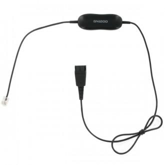Jabra GN 1200 Smart Cord - Devis sur Techni-Contact.com - 2