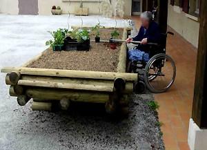 Jardin thérapeutique psychiatrie - Devis sur Techni-Contact.com - 1