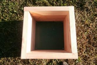 Jardinière d'extérieur carrée bois - Devis sur Techni-Contact.com - 2