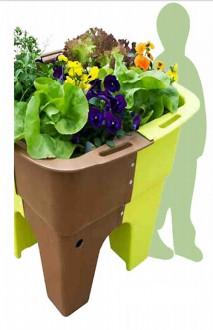 Jardinière mobile pour école ETC - Devis sur Techni-Contact.com - 1