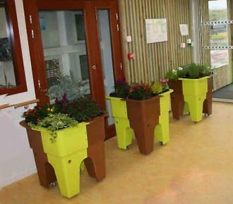 Jardinière mobile pour école ETC - Devis sur Techni-Contact.com - 2