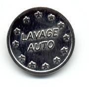 Jeton zamac nickelé non magnétique diamètre 25,80 mm - Devis sur Techni-Contact.com - 1