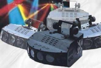 Jeu de lumieres Mini OVNI Kit - Devis sur Techni-Contact.com - 1