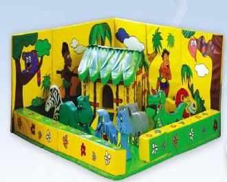 Jeu découverte animaux gonflable pour enfants - Devis sur Techni-Contact.com - 1