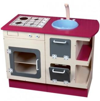 Jeu meuble évier gazinière - Devis sur Techni-Contact.com - 1
