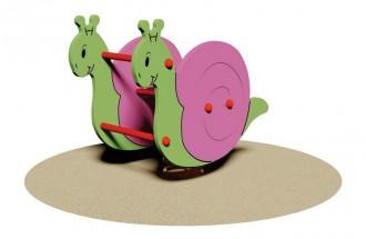 Jeu sur ressort biplace escargot - Devis sur Techni-Contact.com - 1
