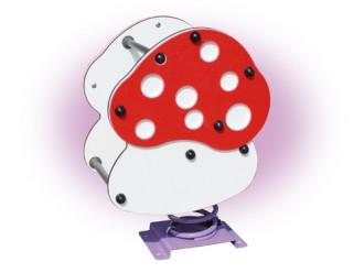 Jeu sur ressort champignon - Devis sur Techni-Contact.com - 1