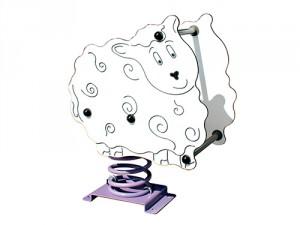 Jeu sur ressort mouton - Devis sur Techni-Contact.com - 2
