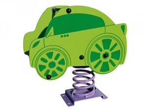 Jeu sur ressort voiture pour enfants 1 à 12 ans - Devis sur Techni-Contact.com - 2