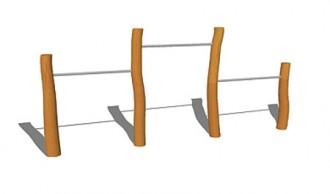 Jeux d'équilibre aire de jeux - Devis sur Techni-Contact.com - 1