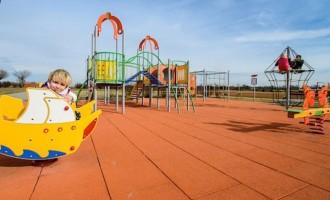 Jeux d'extérieur en acier et bois pour enfants - Devis sur Techni-Contact.com - 1