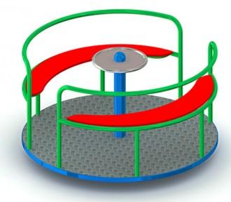 Jeux d'extérieur en acier et bois pour enfants - Devis sur Techni-Contact.com - 5