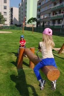 Jeux extérieur en bois Robinier - Devis sur Techni-Contact.com - 5
