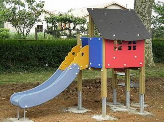 Jeux plein air enfant - Devis sur Techni-Contact.com - 2