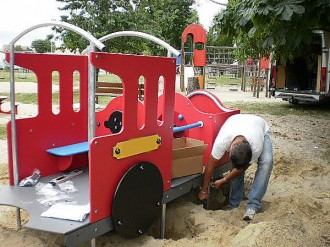 Jeux plein air enfant - Devis sur Techni-Contact.com - 3
