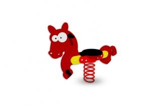 Jeux sur ressort cheval - Devis sur Techni-Contact.com - 1